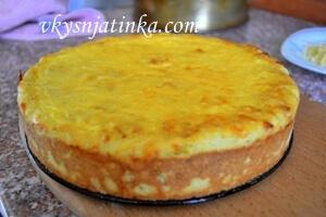 Картофельный пирог с мясом и сыром (фото)