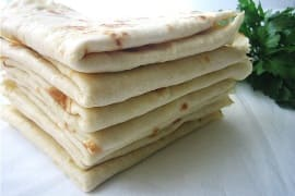 Блюда из лаваша - фото