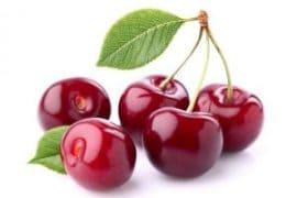 Блюда из вишни - фото