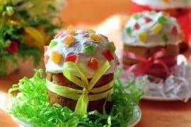 Рецепты пасхальных блюд - фото