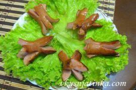 Что приготовить из сосисок
