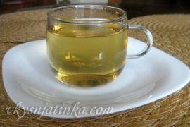 Домашний мятный чай