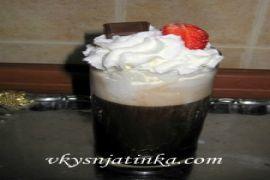 Горячий шоколада из какао