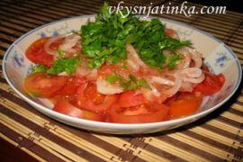 Иранский салат