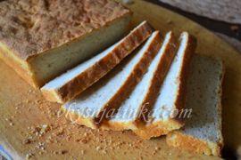 Хлеб из гречневой муки в духовке