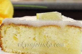 Лимонный пирог «Наивкуснейший»