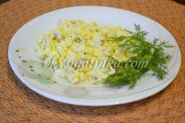 Омлет из перепелиных яиц - фото