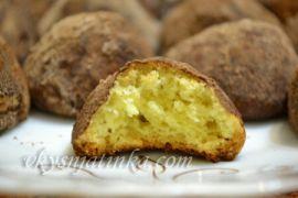 Песочное печенье на масле