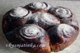 Пирог «Букет Роз»