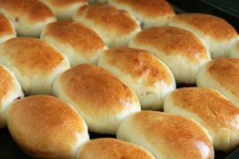 Пирожки в духовке - фото
