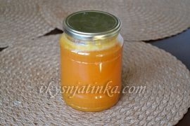 Сок из абрикосов с мякотью на зиму - фото