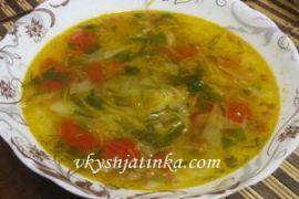 Суп «Крестьянский» - фото
