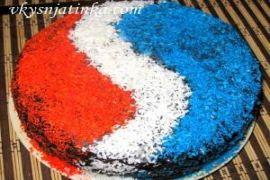 Торт «Фейерверк»