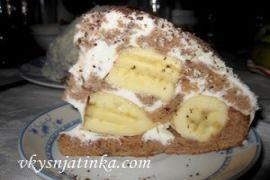 Торт «Корсиканка»