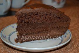 Торт «Моцарт» - фото