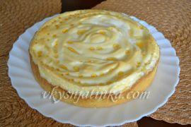 Торт «Слёзы ангела» - фото
