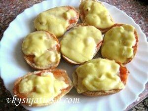 Горячие бутерброды - фото