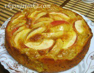 Грейпфрутовый пирог - фото
