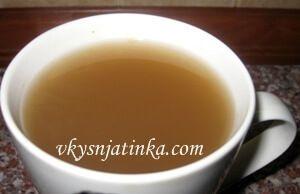 Имбирный чай - фото