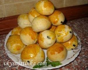 Итальянские булочки - фото