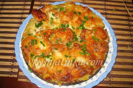 Картофель «Дофине» - фото