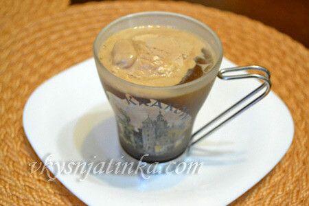 Кофе с мороженым в домашних условиях - фото