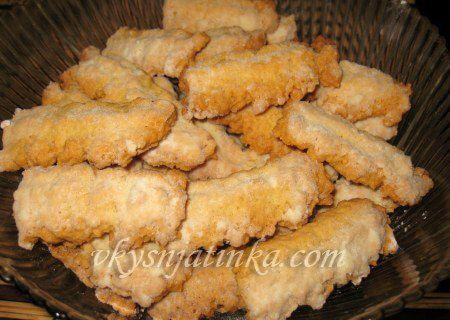 Песочное печенье на скорую руку - фото