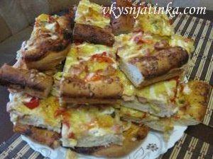 Пицца по-домашнему - фото