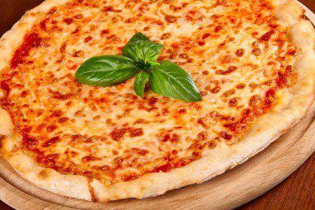 Пицца в микроволновке - фото