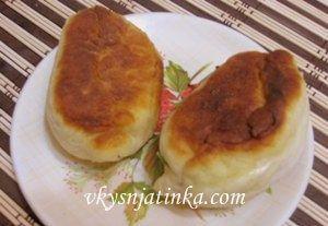 Пироги с картофелем - фото