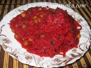 Рагу из овощей на сковороде - фото