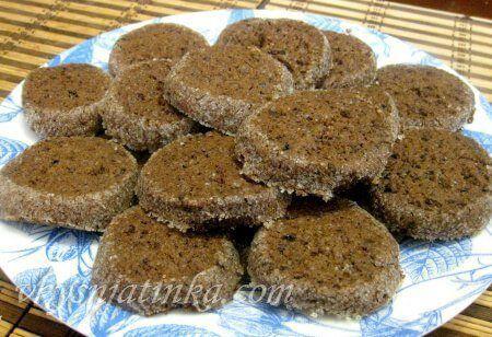 Шоколадное печенье - фото