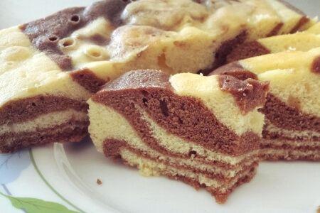 Сладкий пирог - фото