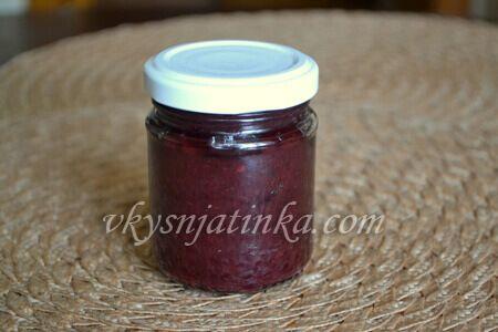Сливовый кетчуп на зиму - фото