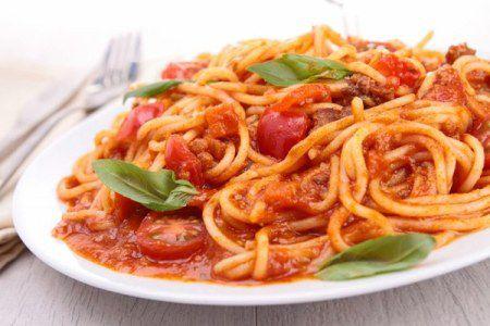 Соус для спагетти - фото