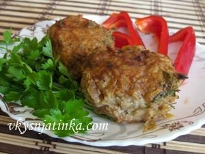 Тефтели из козьего мяса - фото