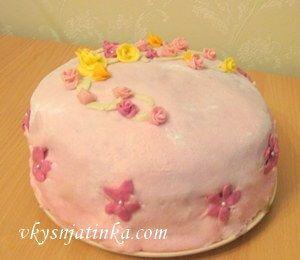 Торт «Сюрприз» - фото