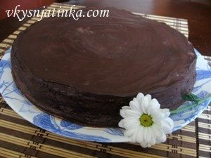 Торт «Захер» - фото