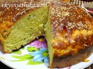 Тыквенный хлеб в духовке - фото