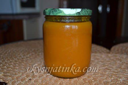 Варенье из абрикосов на зиму - фото