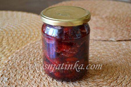 Варенье из клубники с целыми ягодами - фото