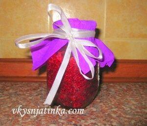 Варенье из лепестков роз - фото
