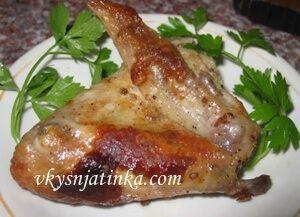 Жареные куриные крылышки на сковороде - фото